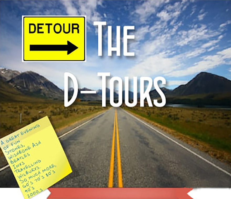 This is the D-Tours Logo